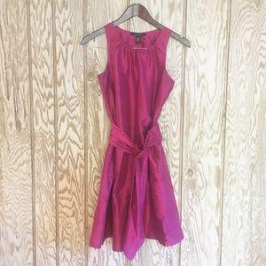 Laundry by Shelli Segal 100% silk dress